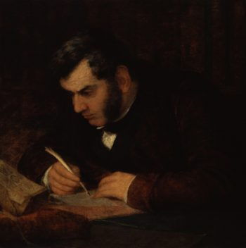 Sir Anthony Panizzi | George Frederic Watts | oil painting