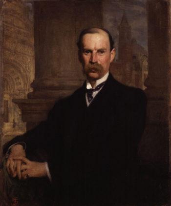 Sir Aston Webb | Solomon Joseph Solomon | oil painting