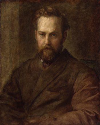 Sir Charles Wentworth Dilke 2nd | George Frederic Watts | oil painting