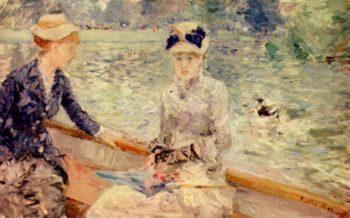 Sonntag | Berthe Morisot | oil painting