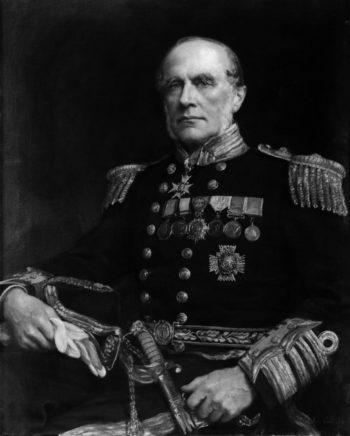Sir Edward Augustus Inglefield | John Collier | oil painting