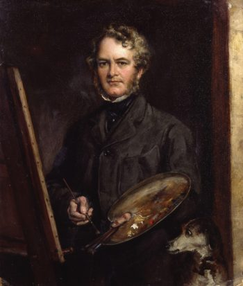 Sir Edwin Henry Landseer | Sir Francis Grant | oil painting