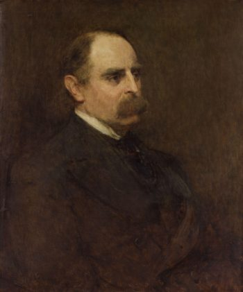 Sir Francis Edward Younghusband | Sir William Quiller Orchardson | oil painting