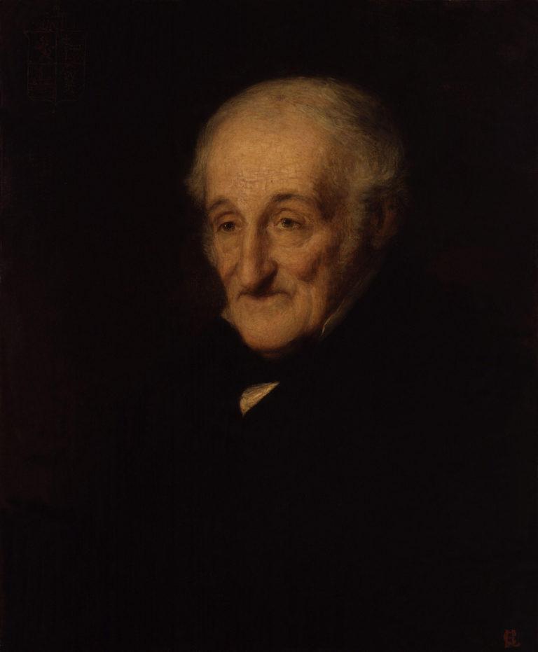 Sir Francis Ronalds | Hugh Carter | oil painting