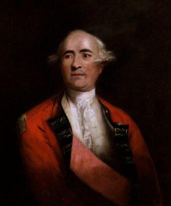 Sir Frederick Haldimand | Sir Joshua Reynolds | oil painting