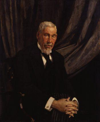 Sir John Struthers | Maurice William Greiffenhagen | oil painting