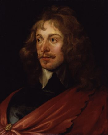 Sir John Suckling | Sir Anthony Van Dyck | oil painting