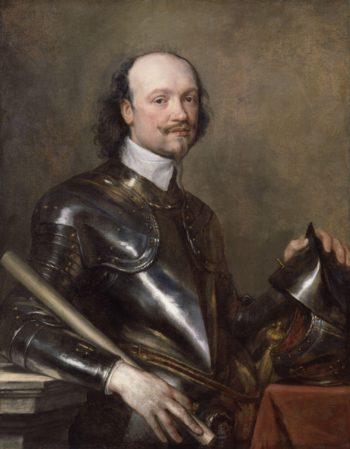 Sir Kenelm Digby | Sir Anthony Van Dyck | oil painting