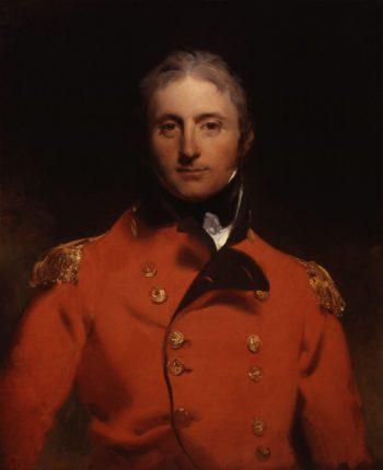 Sir John Moore | Sir Thomas Lawrence | oil painting