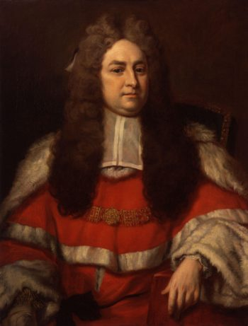 Sir John Pratt | Michael Dahl | oil painting