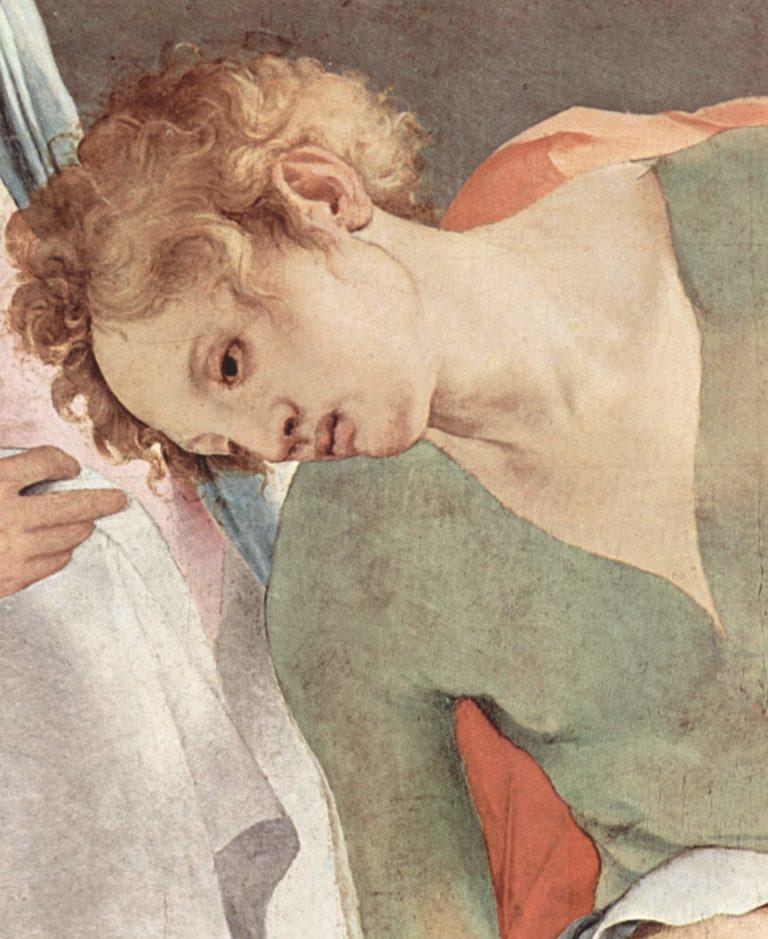 Altargem?lde der Capponi-Kapelle in Santa Felicita in Florenz