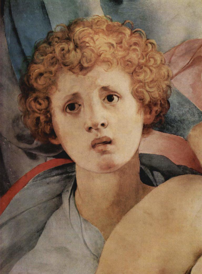 Altargem?lde fder Capponi-Kapelle in Santa Felicita in Florenz