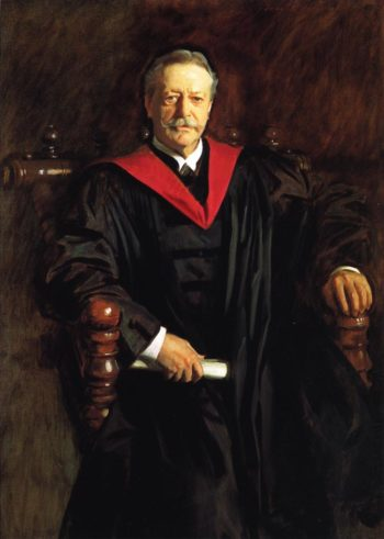 Abbott Lawrence Lowell | John Singer Sargent | oil painting