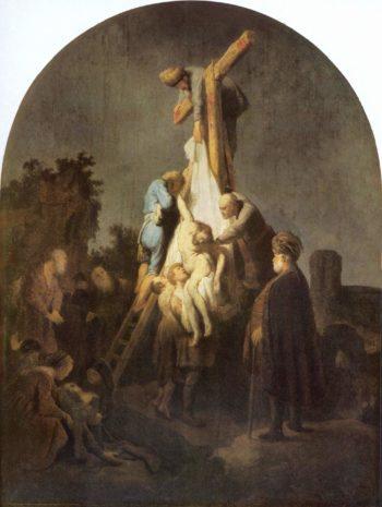 Kreuzabnahme | Rembrandt Harmensz. van Rijn | oil painting