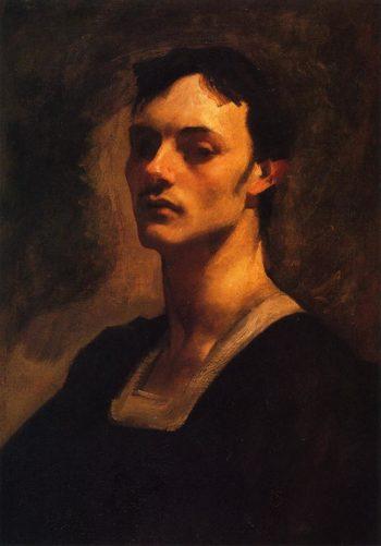 Albert de Belleroche 2 | John Singer Sargent | oil painting