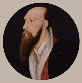 Sir Thomas Wyatt | Hans Holbein the Younger | oil painting