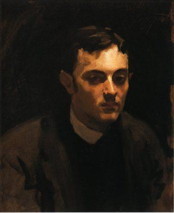 Albert de Belleroche | John Singer Sargent | oil painting