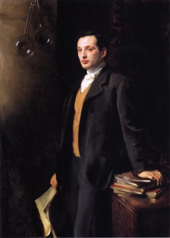 Alfred Son of Asher Wertheimer | John Singer Sargent | oil painting