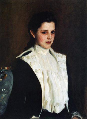 Alice Shepard | John Singer Sargent | oil painting