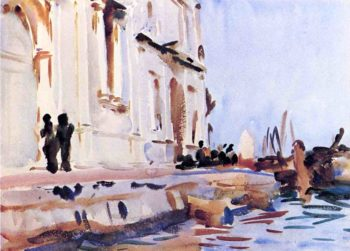 All Ave Maria | John Singer Sargent | oil painting