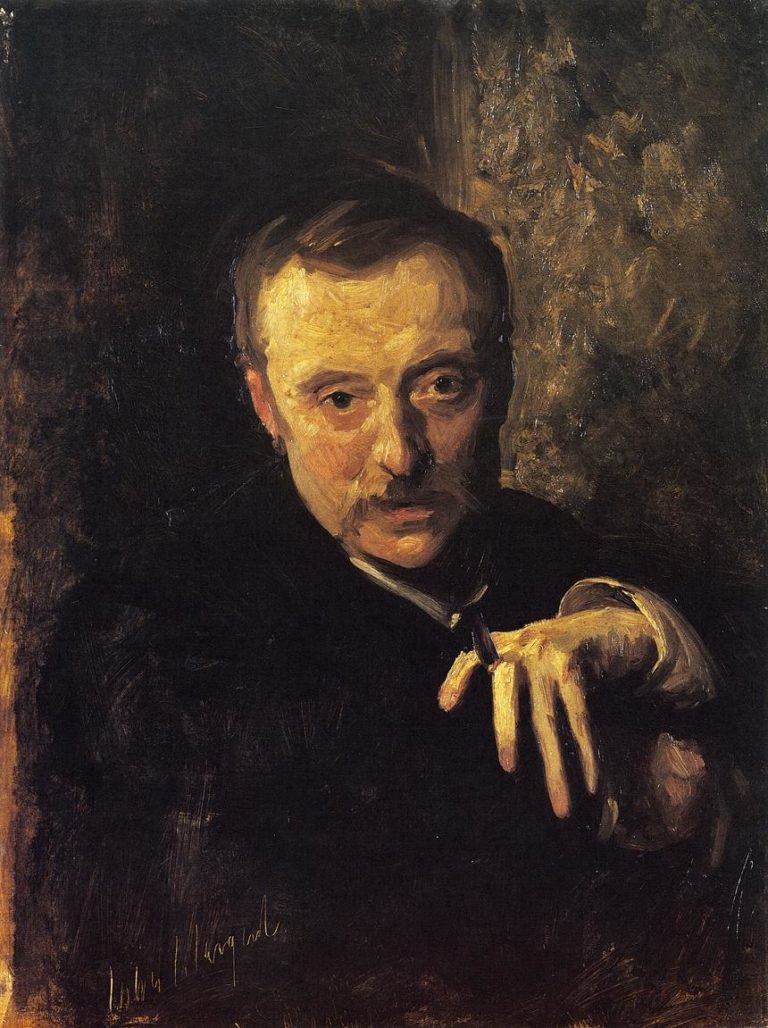Antonio Mancini | John Singer Sargent | oil painting
