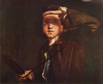 Selbstportr?t | Sir Joshua Reynolds | oil painting