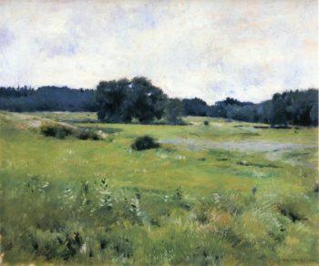 Meadow Lands   Dennis Miller Bunker   oil painting
