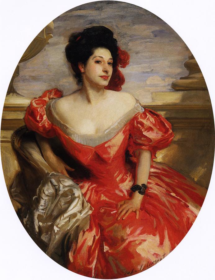 Betty Wertheimer | John Singer Sargent | oil painting