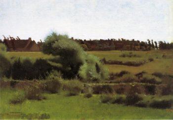 Larmor   Dennis Miller Bunker   oil painting