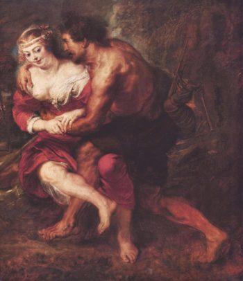 Sch?ferszene   Peter Paul Rubens   oil painting