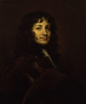 Sir William Temple | Sir Peter Lely | oil painting