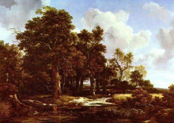 Waldlandschaft | Ruisdael