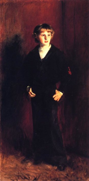Cecil Harrison | John Singer Sargent | oil painting