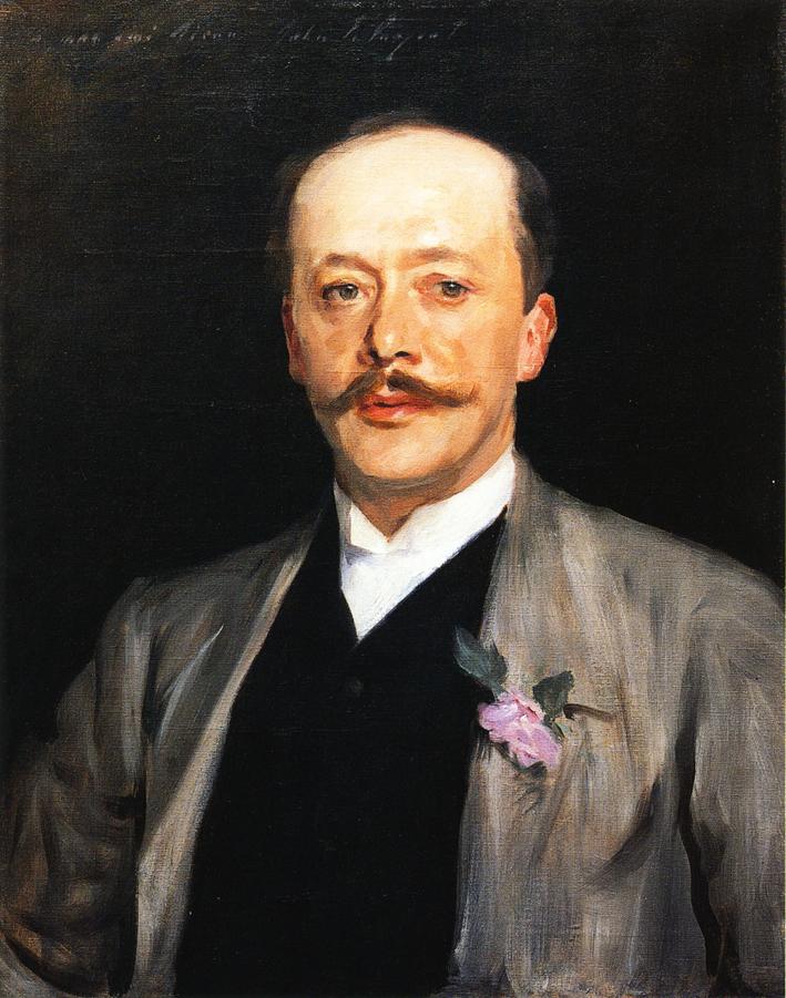 Charles Alexander Giron | John Singer Sargent | oil painting
