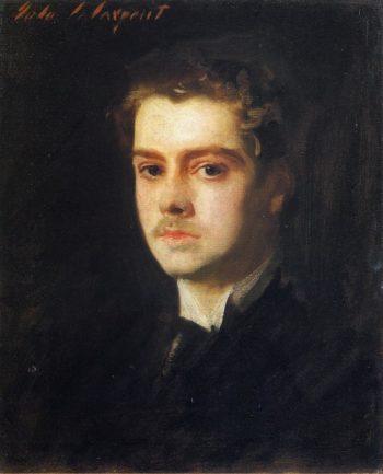 Charles Octavius Parsons | John Singer Sargent | oil painting