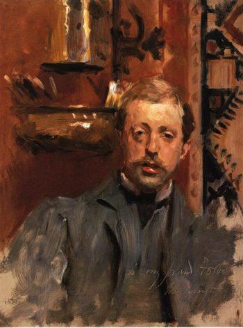 Charles Stuart Forbes | John Singer Sargent | oil painting