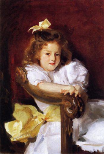 Charlotte Cram | John Singer Sargent | oil painting