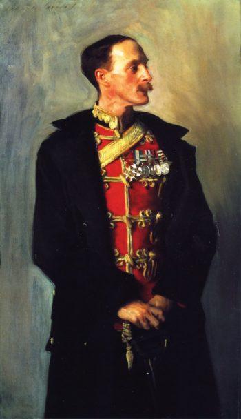 Colonel Ian Hamilton | John Singer Sargent | oil painting