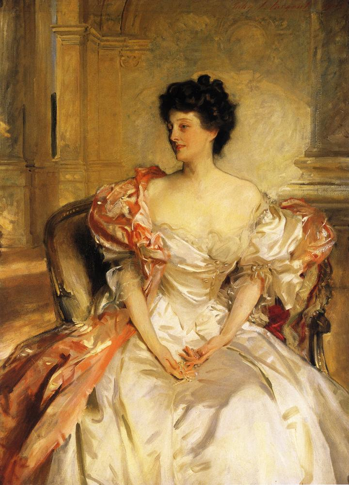 Cora Smith | John Singer Sargent | oil painting