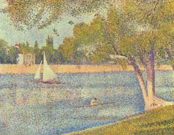 Die Seine an der Grand Jatte