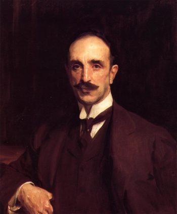 Douglas Vickers | John Singer Sargent | oil painting