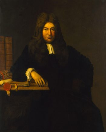 Sylvester Petyt   Richard Van Bleeck   oil painting