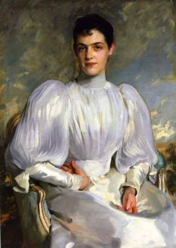 Elsie Wagg | John Singer Sargent | oil painting