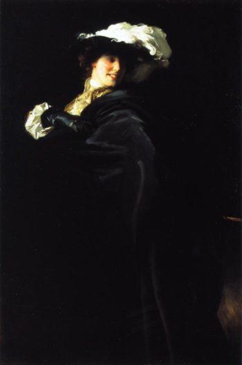 Ena Wertheimer | John Singer Sargent | oil painting
