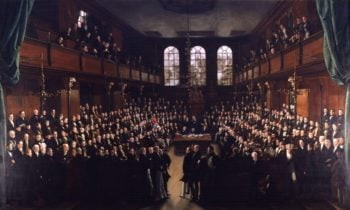 The House of Commons 1833 | Sir George Hayter | oil painting