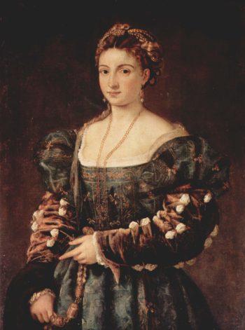 La Bella (Portr?t einer Frau