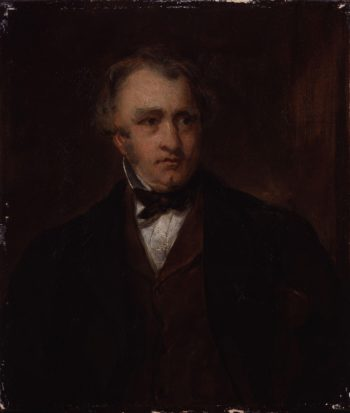 Thomas Babington Macaulay Baron Macaulay | Sir Francis Grant | oil painting