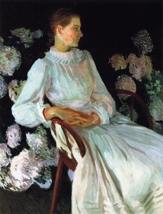 Katharine Pratt | John Singer Sargent | oil painting