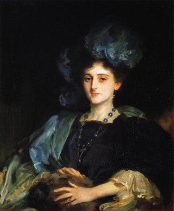 Katherine Lewis | John Singer Sargent | oil painting
