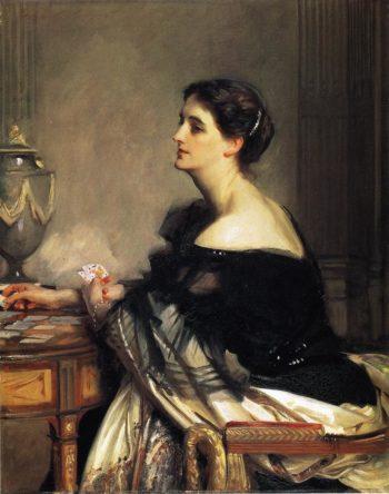 Lady Eden | John Singer Sargent | oil painting